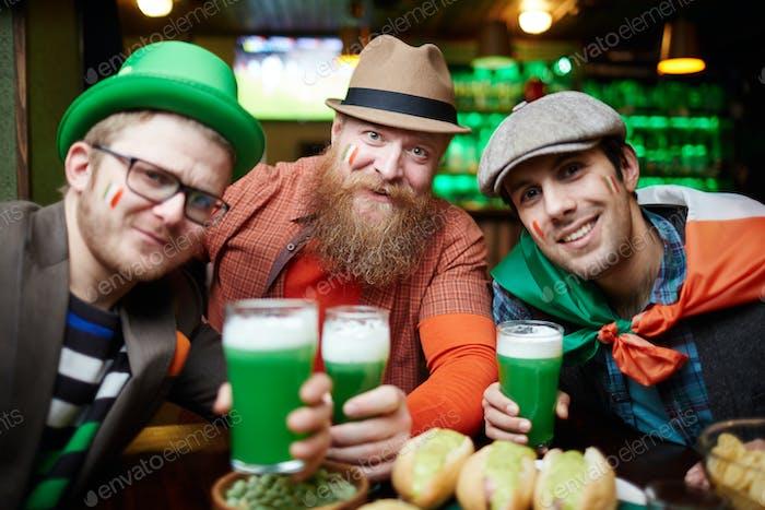 Irischer Feiertag