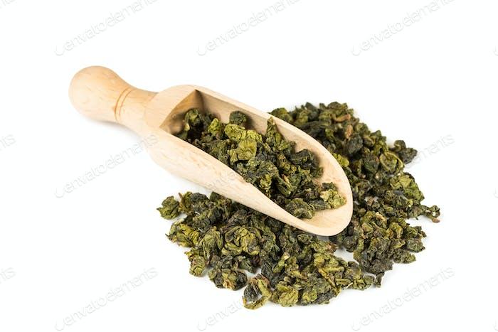 Oolong Tee-Krawatte GuanyIn
