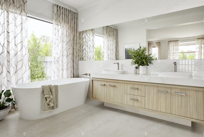 Stylish Modern Bathroom