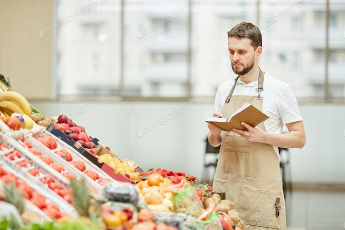Farmers Market Seller