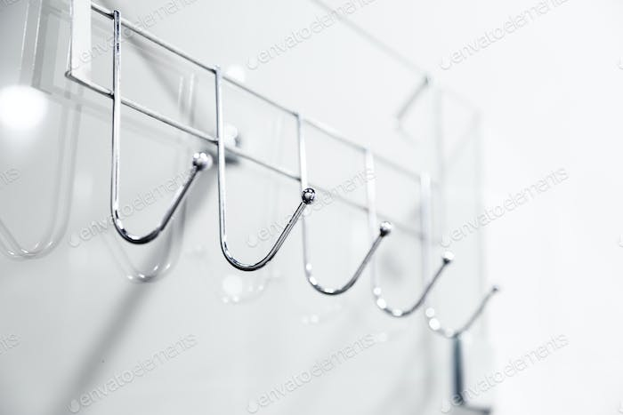 wall hanger on white background