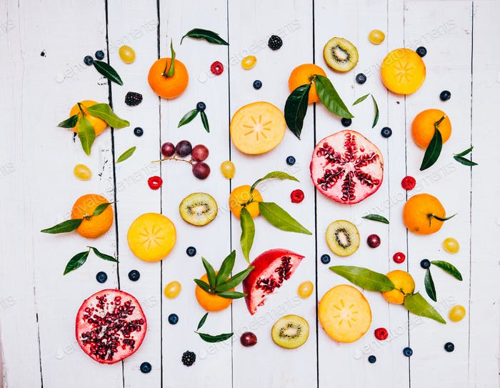 Saisonales Obst