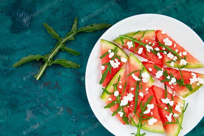 Thumbnail for Watermelon salad