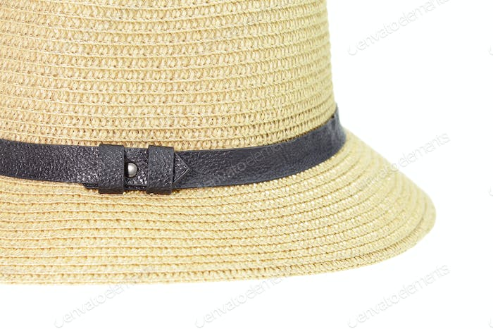Close up of Straw Hat