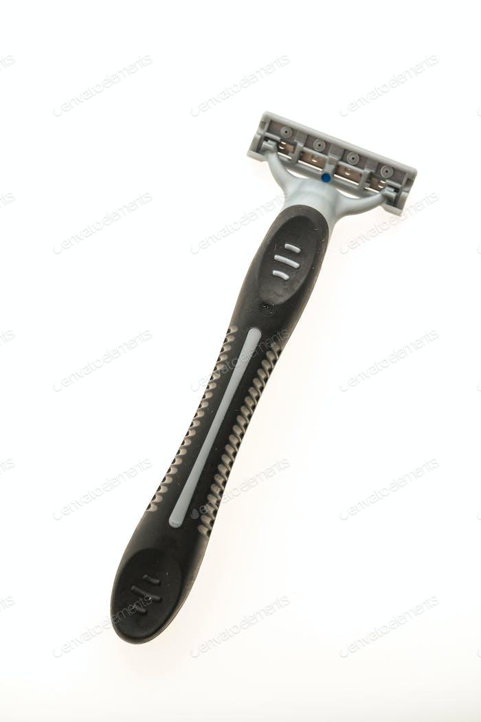 Razor for shaver