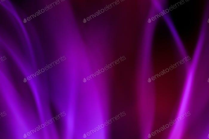 Zentrum der Dekoration Lampe in Form von Plasma-Kugel in Details