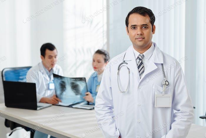 Confident general practitioner