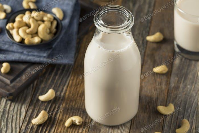 Healthy Organic Cashew Milk