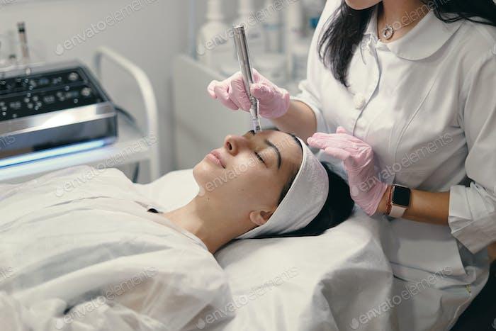 Thumbnail for Rejuvenating facial treatment
