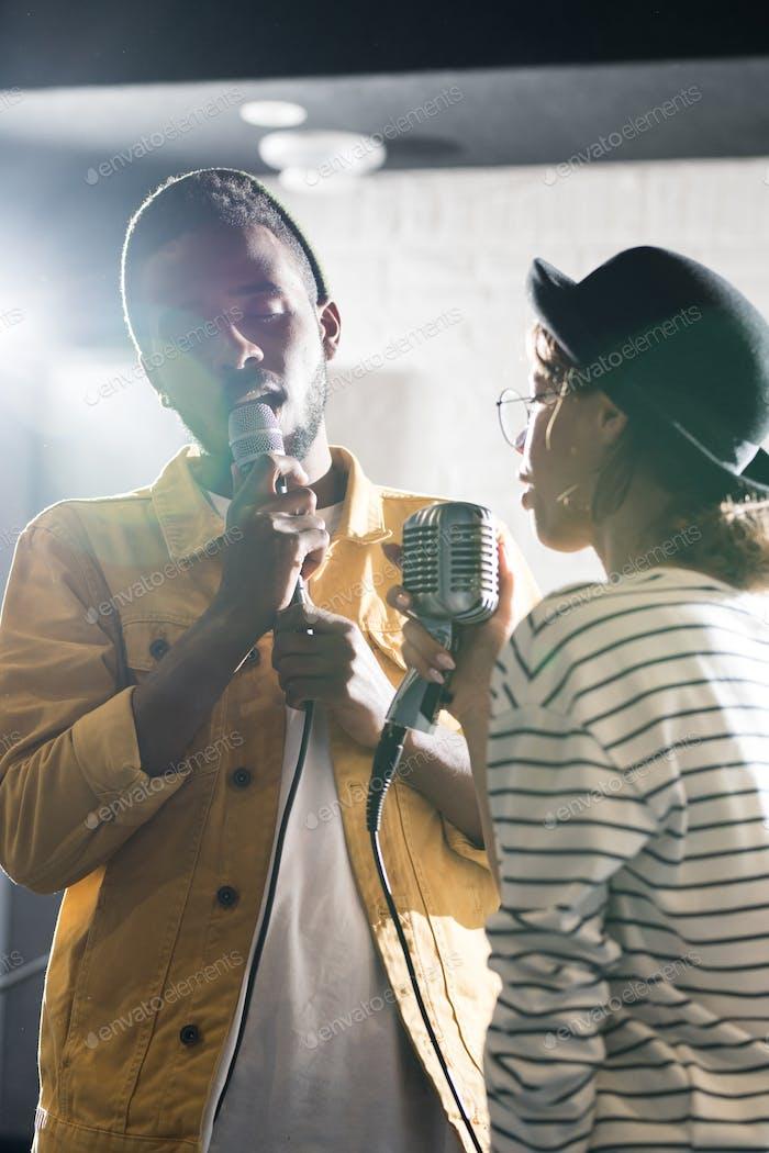 Paar Sänger