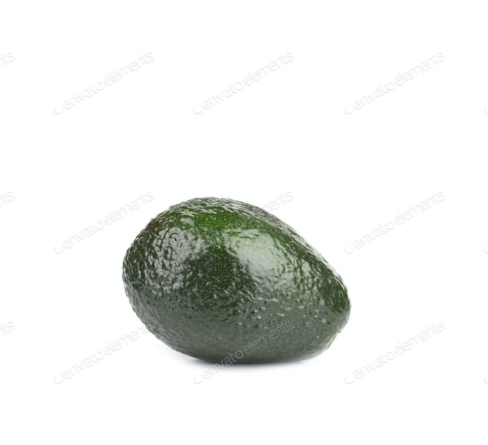 One avocado.