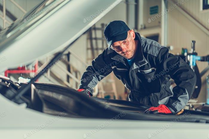 Solving Car Engine Problems