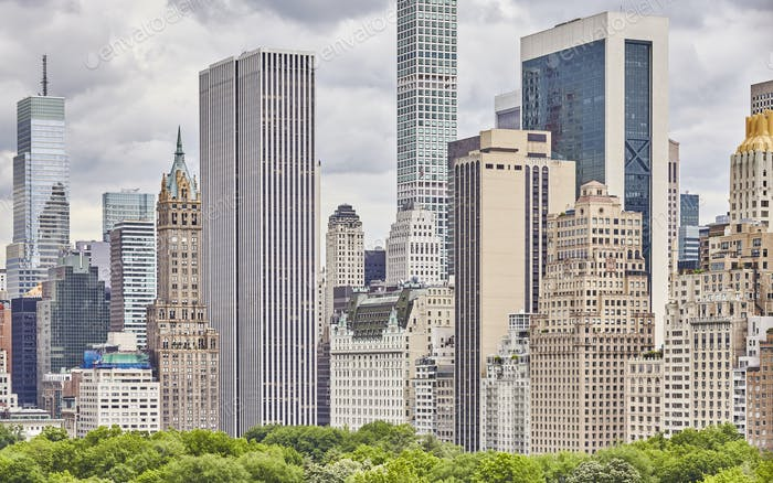 New York City architecture, USA