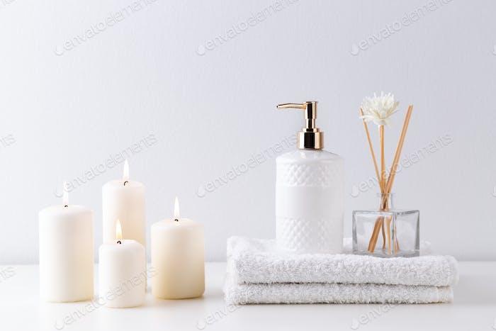 Bathroom health care items