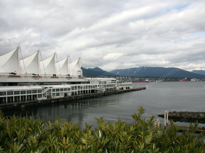 Canada Place - Vancouver, BC, Canada