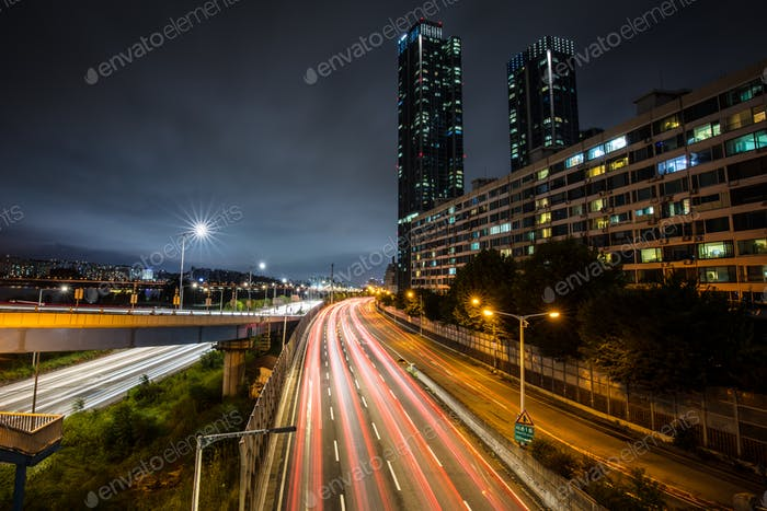 Seoul Urban Environment