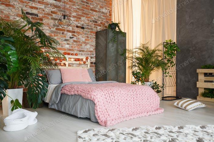 Botanic bedroom design