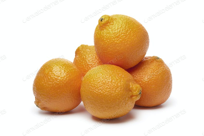 Clementine mandarins