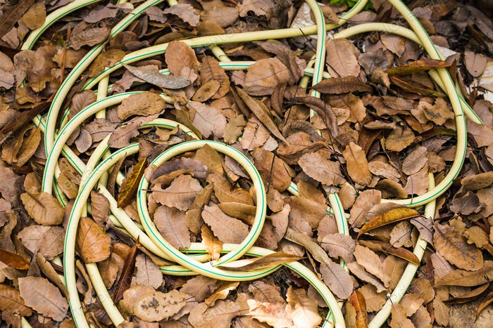 Garden hose-pipe outdoor