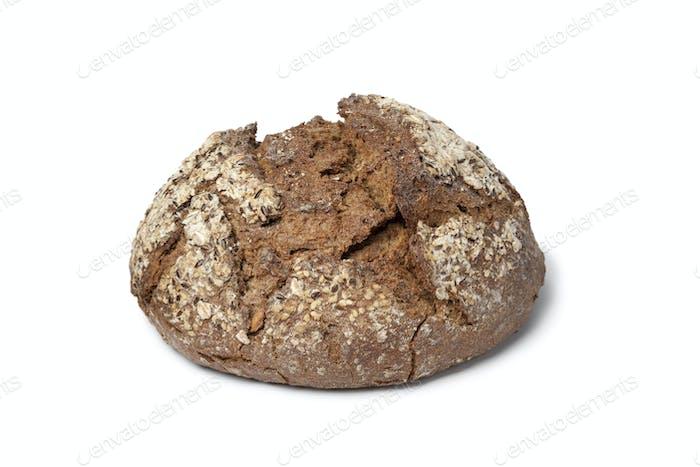Laib von Multi Getreidebauern Brot