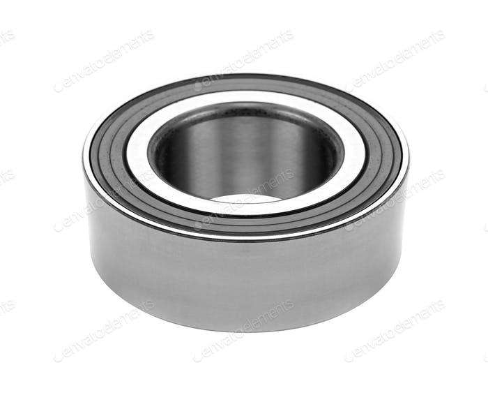 new bearing to the vehicle on a white background