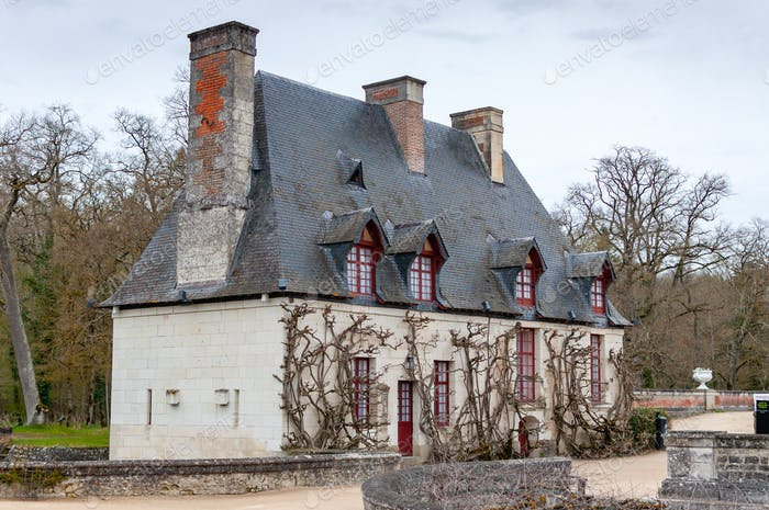 Guest house in the Château de Chenonceau