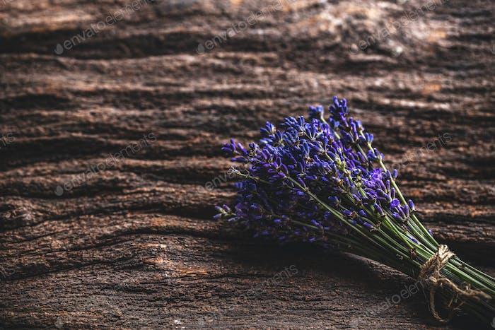 Bouquet von Lavendel