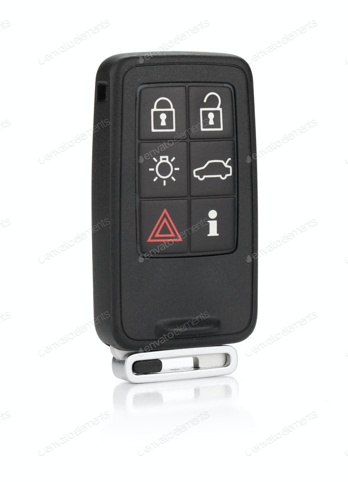 Car remote key