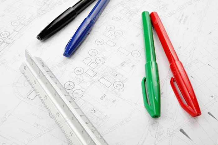Zeichnung entwerfen