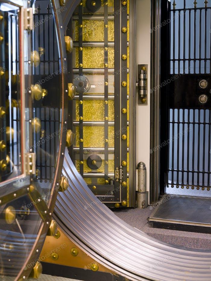 53300, Puertas Bóveda Bancaria