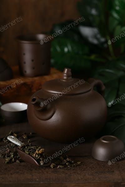 Tea Set for the Ceremony