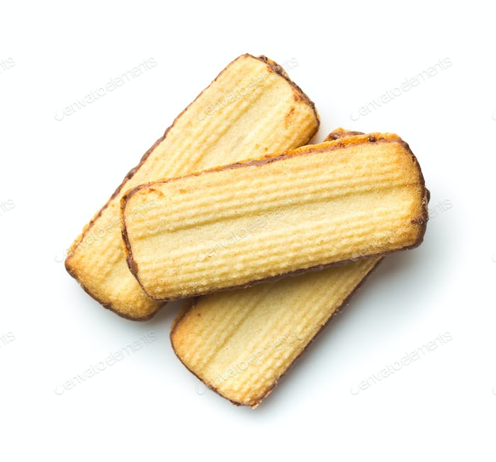 Tasty sweet biscuits.