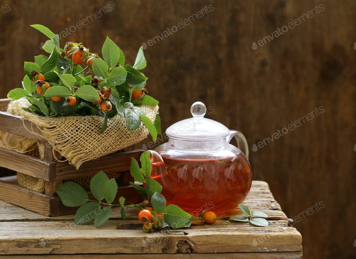 Berries Rosehip Tea