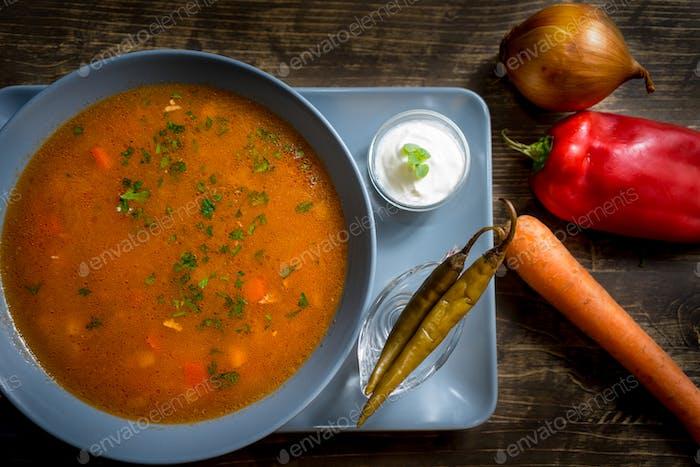 Cow Soup