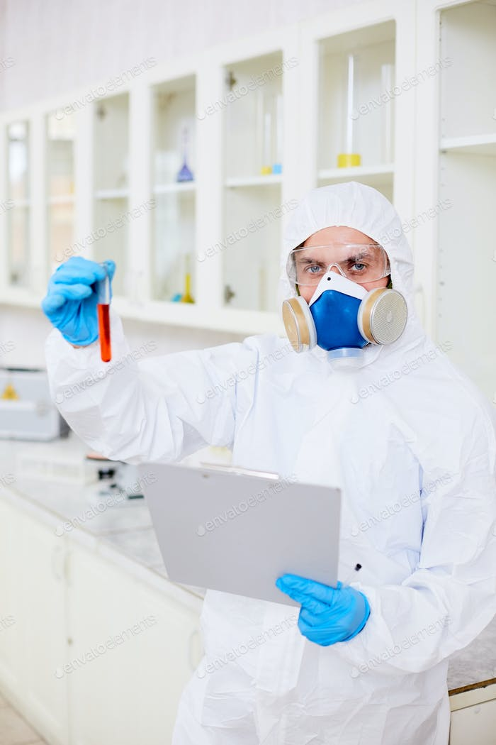 Chemical investigation