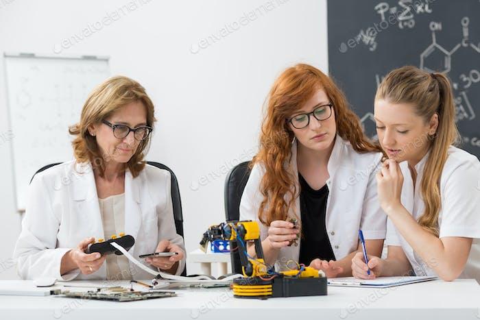 Technische Hochschullehrer