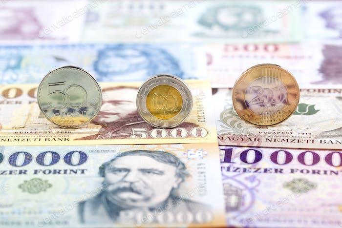 Ungarische Forint Münzen