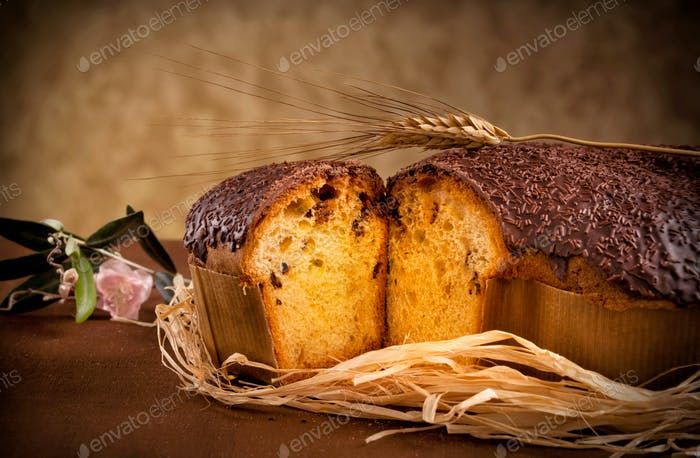 Colomba pasquale (Easter Dove)