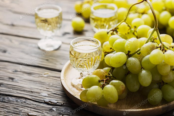 Traditional Italian grape