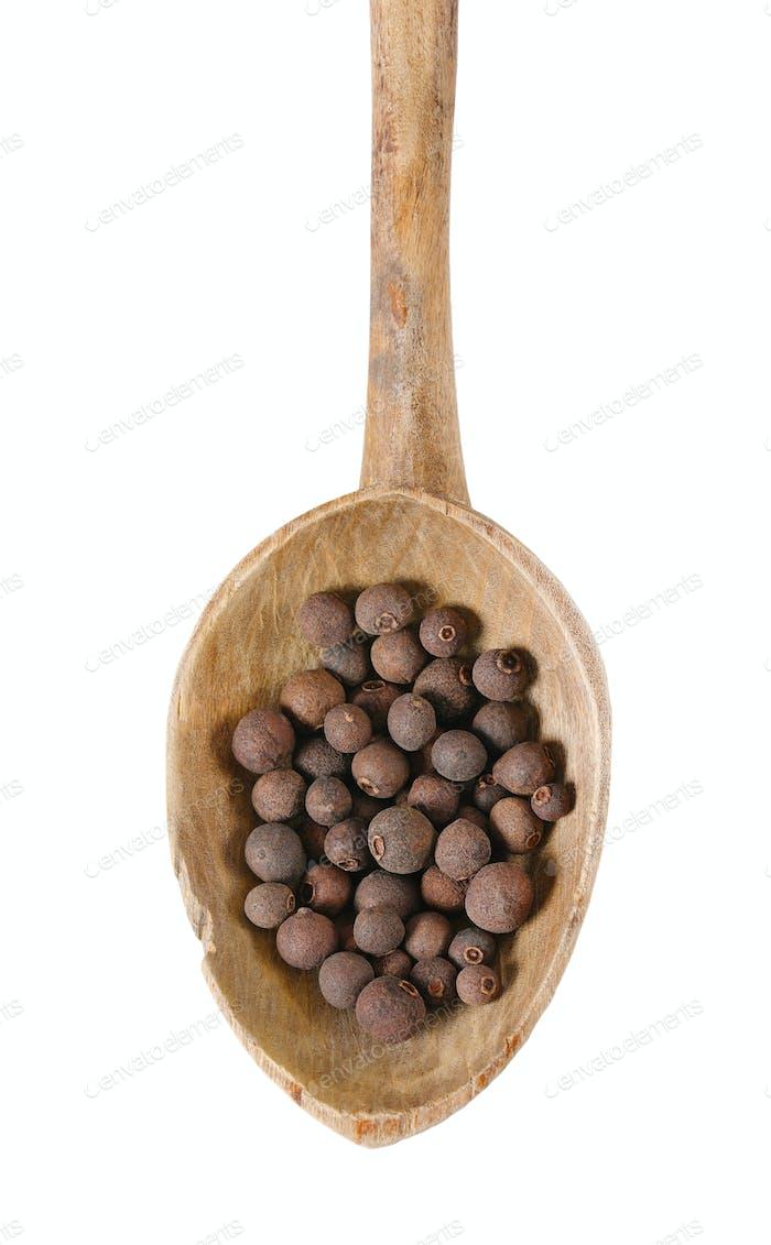 whole allspice berries