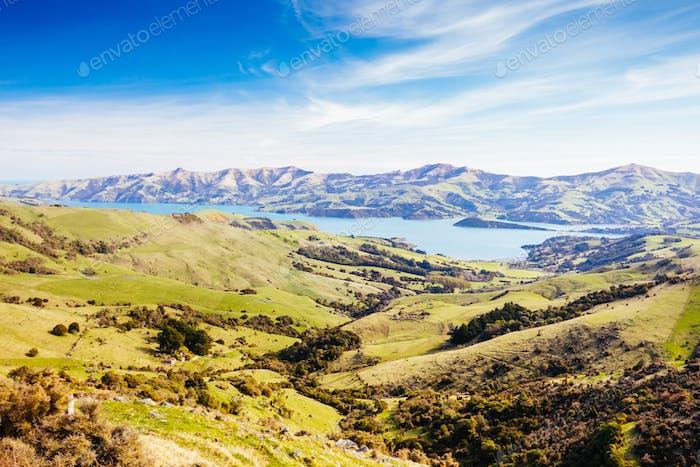 Bankenhalbinsel. Neuseeland