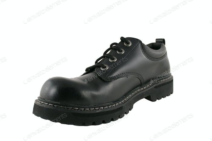 Black Mens Shoe