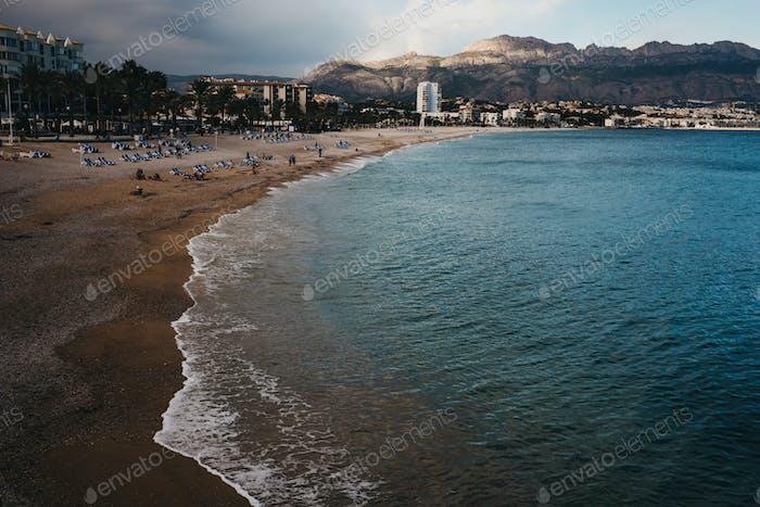 View of amazing resort