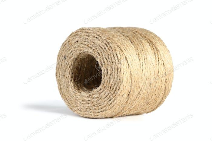 Roll of Hemp Rope