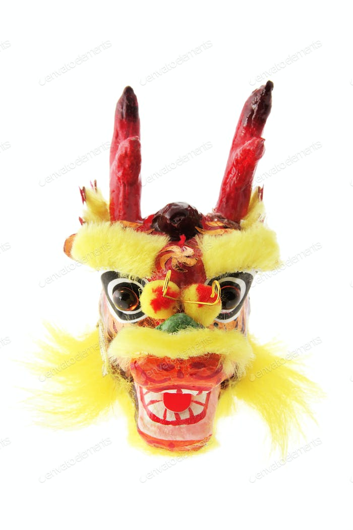 Dragon Head Ornament