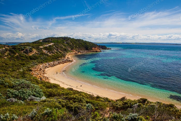 Point Nepean On A Summer's Day