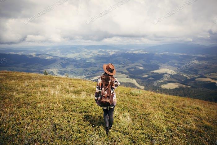 Concept voyage et envie de voyager
