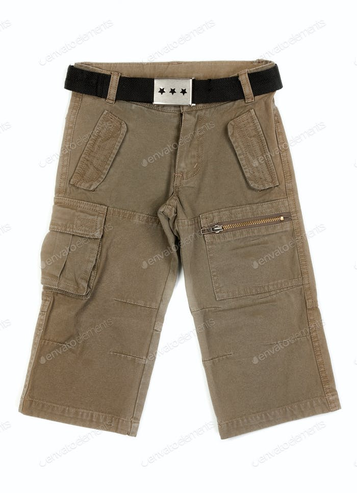 Baby Pants Military