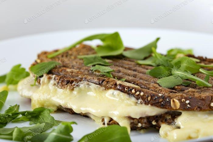 Geröstetes Sandwich
