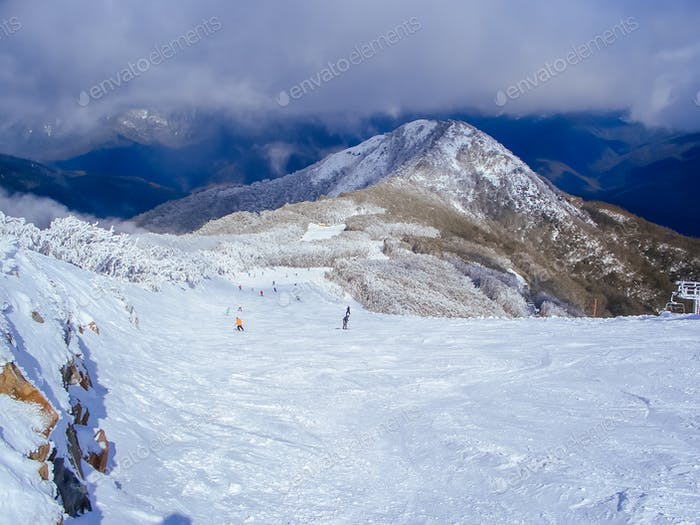 Mt Buller Winter Season